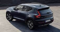 2019 volvo inscription 2019 volvo xc40 inscription is all luxed up for america