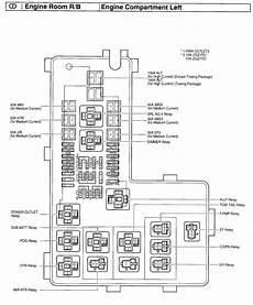 wrg 2785 relay fuse box corolla verso