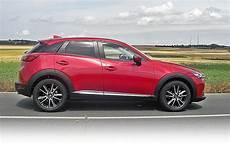 Mazda Cx 3 Test Otomobiltutkunu