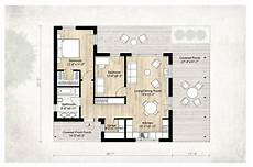 850 sq ft house plan modern style house plan 2 beds 1 baths 850 sq ft plan