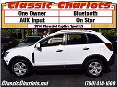 Used SUV Near Me   2014 Chevrolet Captiva Sport LS with