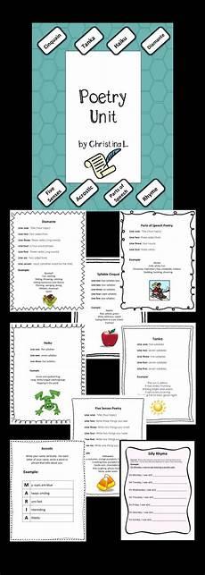 types of poetry worksheet 4th grade 25453 poetry writing writing poetry poetry unit teaching writing