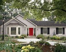 best exterior paint colors for exterior of ranch style
