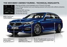 bmw 5er neu world premiere new 2017 bmw 5 series touring