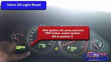 volvo light reset service light reset c30 c70