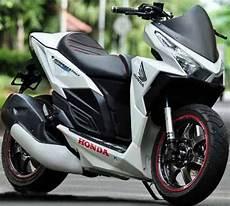 Modifikasi Motor Vario 125 by 10 Ide Modifikasi Motor Honda Vario 125 Fi Keren Dan