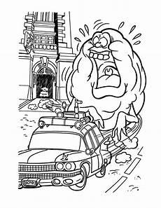 Malvorlagen Kostenlos Ghostbusters Ghostbusters Ausmalbilder Kostenlos