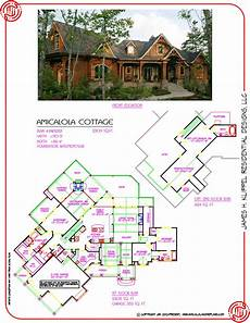 amicalola cottage house plan amicalola cottage plans pictures amicalola cottage