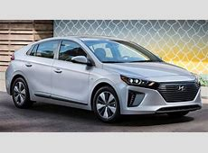 New 2019 Hyundai Ioniq Plug In Hybrid Starts At $25,000