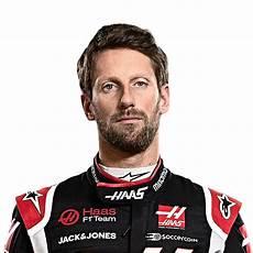 Grosjean News Results F1 Driver