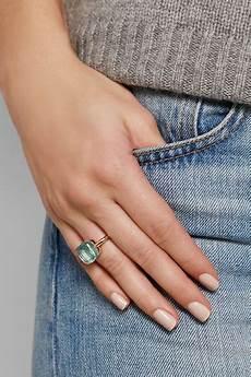 nudo pomellato ring pomellato nudo maxi 18 karat gold topaz ring net