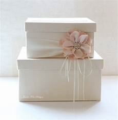 Wedding Money Gift Box wedding card box wedding money box gift card box custom made