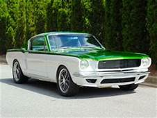 1965 MUSTANG FASTBACK GT/RAVEN BLACK I Love The Red This