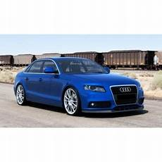 front spoiler audi a4 b8 from 2009 2012 bimar tuning