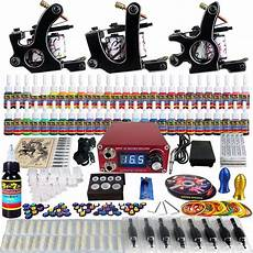top 10 professional tattoo kits best machines guns 2019