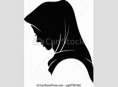 Beautiful muslim woman in hijab vector. Beautiful muslim