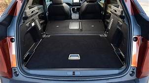 Peugeot 3008 SUV 2020 Practicality & Boot Space  Carbuyer