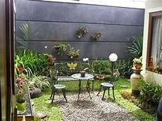 Desain Taman Rumah Minimalis Terbaru Desain Rumah Minimalis