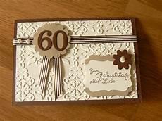 kreatives aus papier zum 60 geburtstag