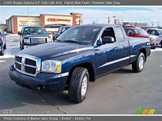 how to fix cars 2006 dodge dakota club lane departure warning patriot blue pearl 2006 dodge dakota slt club cab 4x4 medium slate gray interior gtcarlot