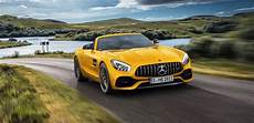 2019 mercedes amg gt s roadster arrives with 515 hp the