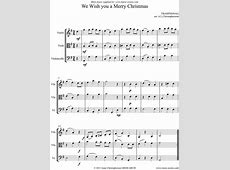 merry christmas music notes