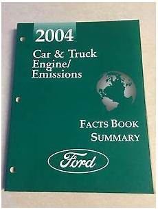 car engine repair manual 2002 ford th nk parking system 2002 ford car truck engine emissions facts book summary service manual 02 ebay
