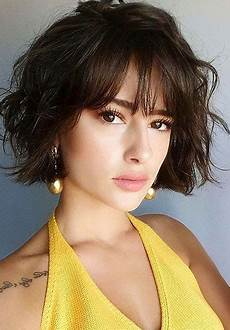 23 cute short haircuts with bangs