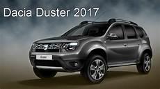 Dacia Duster 2017 Test