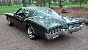 1971 Buick Riviera Features Amazing And Unusual Design
