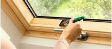 Wie Und Wann Streicht Dachfenster