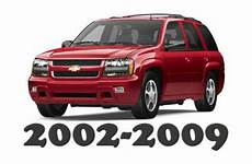 car service manuals pdf 1994 chevrolet g series g30 electronic valve timing 2002 2009 chevrolet trailblazer service repair workshop manual download 2002 2003 2004 2005 2006