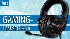 Gaming Headset Test 2018 - die besten gaming headsets 2018 im test gaming pc