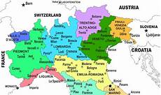 Regions Of Northern Italy 187 Italian Wine Central