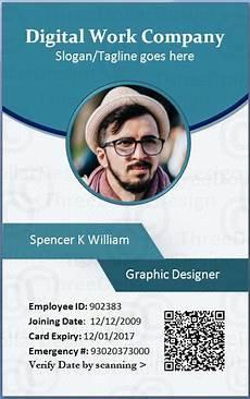 employee i card template employee card format in word 100 employee card template
