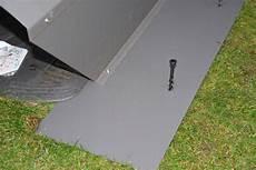 bodenplatte für garage bodenplatten f 252 r m 228 hroboter garage verzinkt aus metall