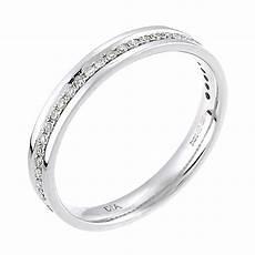 wedding rings samuel jewellers 9ct white gold 15 point diamond wedding ring h samuel