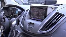 autoradio ford transit ford transit audio upgrade with the pioneer 4200 apple car