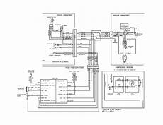 frigidaire refrigerator wiring diagram free wiring diagram