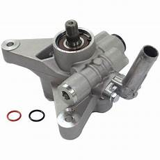 new power steering pump acura mdx honda pilot cl tl 2004 2003 2002 2001 99 1999 ebay