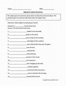 3rd grade grammar worksheets pdf exle worksheet solving