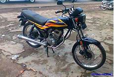 Honda Gl Max Modifikasi Standar by Modif Honda Gl Series Hobbiesxstyle