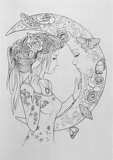 and the moon ink d coloring pages coloring coloring
