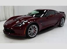 2019 Chevrolet Corvette Grand Sport in Stock at Mayse