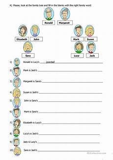 family worksheets free 18612 family tree worksheet free esl printable worksheets made by teachers
