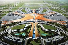 Shaped New Beijing Airport To Be Operational In