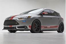 foust gets eponymous hotted up ford focus st from