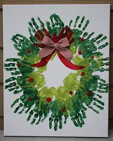 Risa S Pieces Of Handprint Wreath