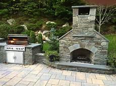 Schornstein Bausatz Stein - outdoor fireplace kits masonry fireplaces easy