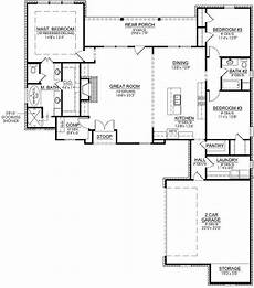 3 bedroom country house plans french country house plan 3 bedrooms 2 bath 2001 sq ft